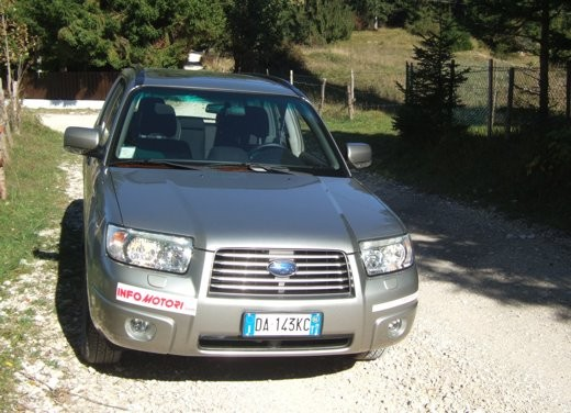 Subaru Forester 2.0 Bi-Fuel – Long Test - Foto 4 di 54