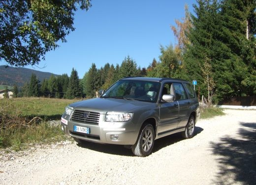 Subaru Forester 2.0 Bi-Fuel – Long Test - Foto 5 di 54
