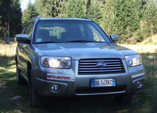Subaru Forester 2.0 Bi-Fuel – Long Test - Foto 7 di 54