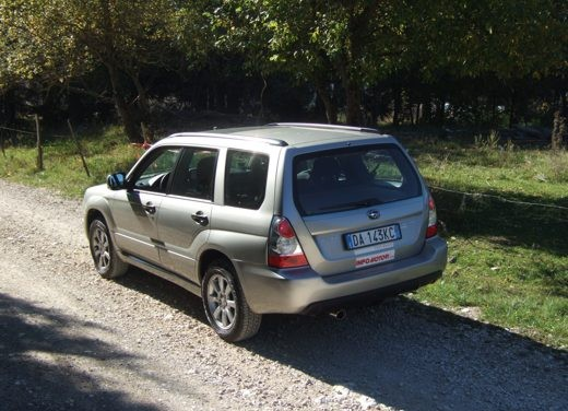 Subaru Forester 2.0 Bi-Fuel – Long Test - Foto 12 di 54