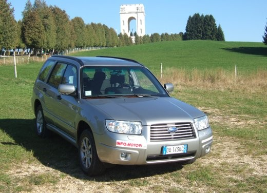 Subaru Forester 2.0 Bi-Fuel – Long Test - Foto 14 di 54