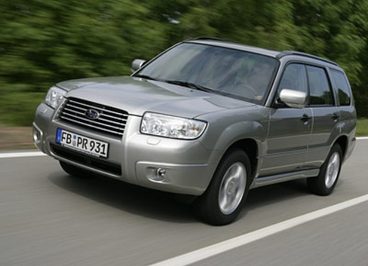 Subaru Forester 2.0 Bi-Fuel – Long Test - Foto 21 di 54