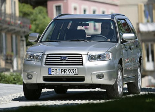 Subaru Forester 2.0 Bi-Fuel – Long Test - Foto 46 di 54