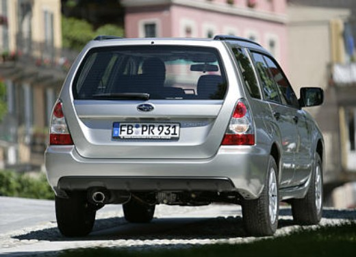 Subaru Forester 2.0 Bi-Fuel – Long Test - Foto 47 di 54