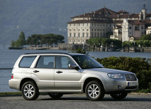 Subaru Forester 2.0 Bi-Fuel – Long Test - Foto 48 di 54