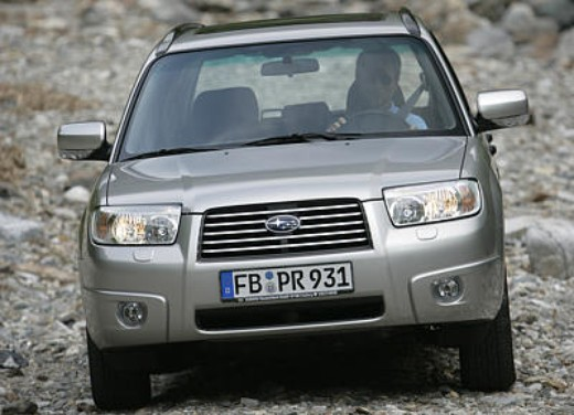 Subaru Forester 2.0 Bi-Fuel – Long Test - Foto 50 di 54