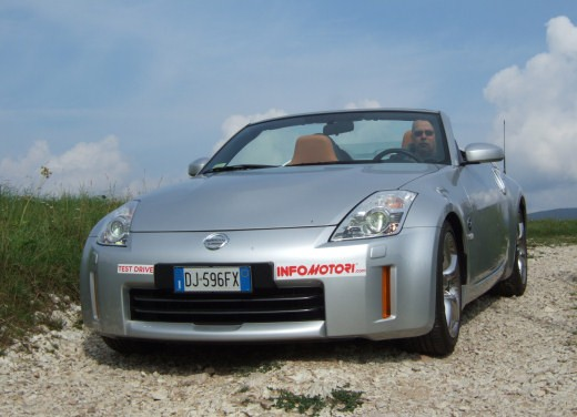 Nissan 350Z Roadster – Long Test Drive