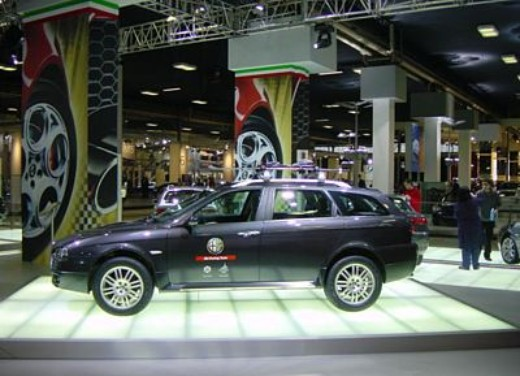 alfa romeo al motor show 2004 - Foto 7 di 7