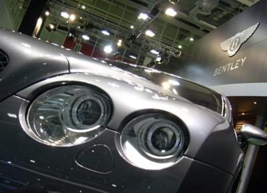 bentley al motor show 2004 - Foto 1 di 8