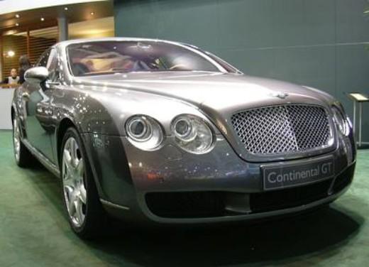 bentley al motor show 2004 - Foto 2 di 8