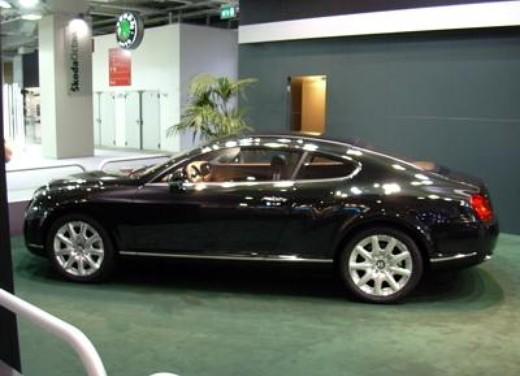 bentley al motor show 2004 - Foto 4 di 8