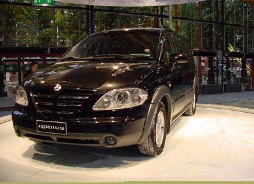Ssangyong al motor show 2004 - Foto 2 di 4