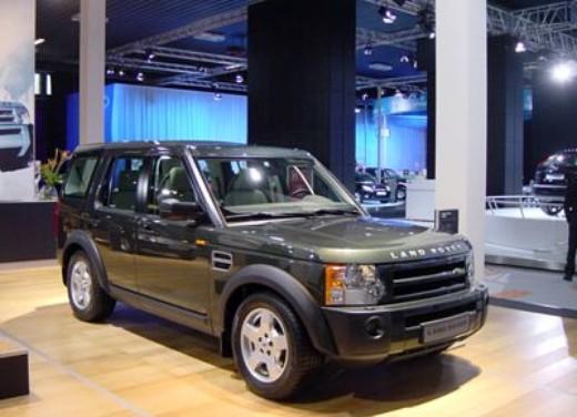 land rover al motor show 2004 - Foto 1 di 5
