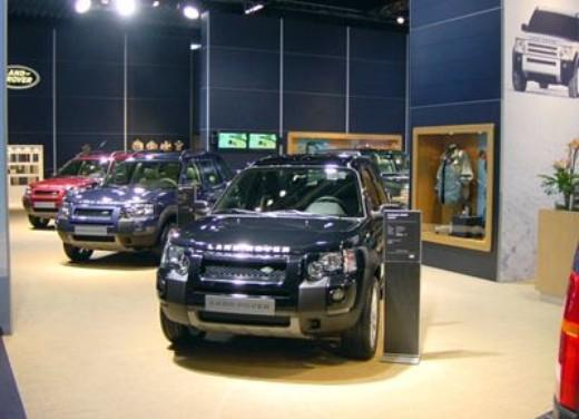 land rover al motor show 2004 - Foto 4 di 5