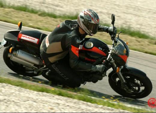 Ducati Monster S2R: Test Ride
