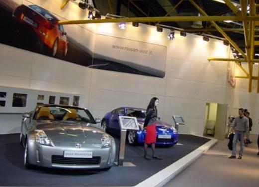 nissan al motor show 2004 - Foto 5 di 8