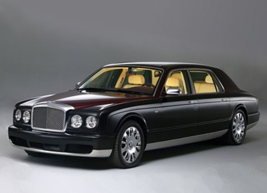 Bentley Arnage Limousine - Foto 5 di 5