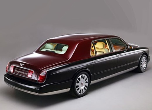 Bentley Arnage Limousine - Foto 1 di 5