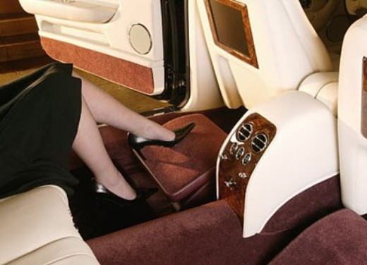 Bentley Arnage Limousine - Foto 2 di 5