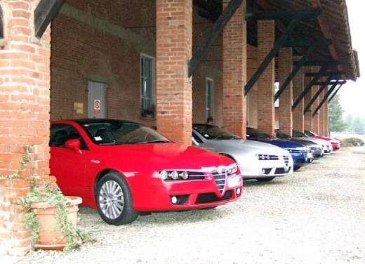 Alfa Romeo Brera 2.4 JTDm 20V– Long Test - Foto 69 di 76