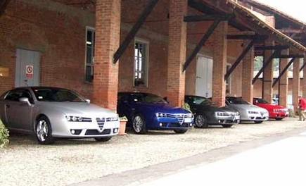 Alfa Romeo Brera 2.4 JTDm 20V– Long Test - Foto 73 di 76