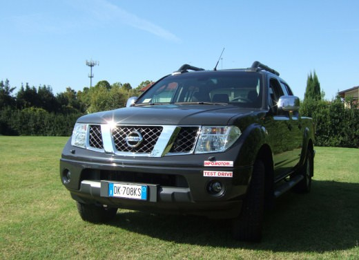 Nissan Navara Double Cab – Long Test Drive - Foto 31 di 38
