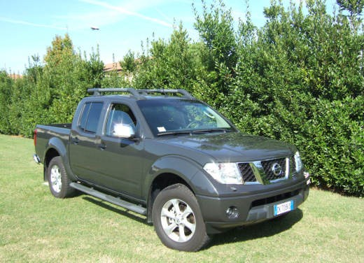 Nissan Navara Double Cab – Long Test Drive - Foto 32 di 38