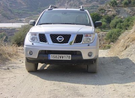 Nissan Navara Double Cab – Long Test Drive - Foto 16 di 38