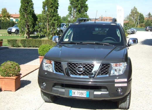 Nissan Navara Double Cab – Long Test Drive - Foto 34 di 38
