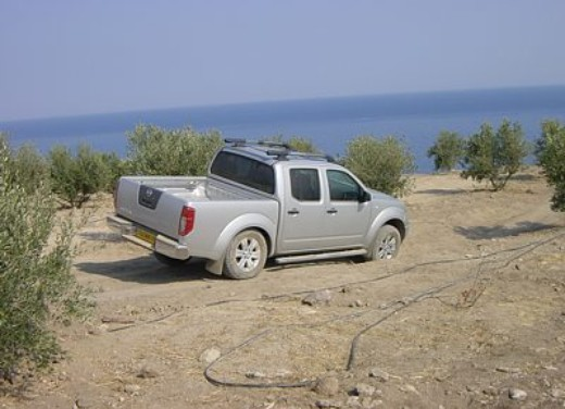 Nissan Navara Double Cab – Long Test Drive - Foto 20 di 38