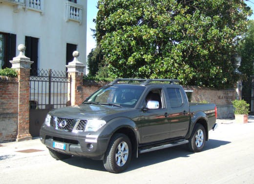 Nissan Navara Double Cab – Long Test Drive - Foto 36 di 38