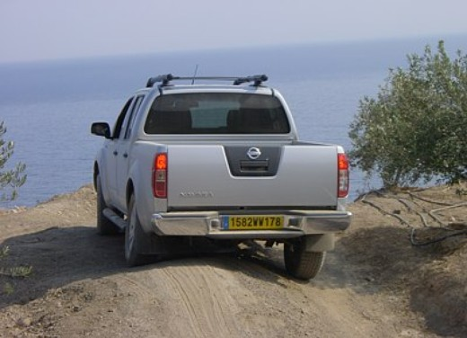 Nissan Navara Double Cab – Long Test Drive - Foto 19 di 38