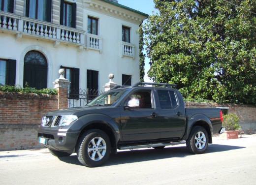 Nissan Navara Double Cab – Long Test Drive - Foto 38 di 38