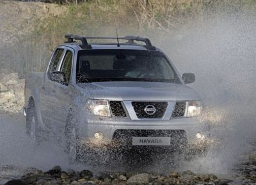 Nissan Navara Double Cab – Long Test Drive - Foto 6 di 38