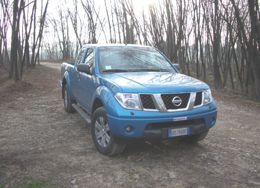 Nissan Navara Double Cab – Long Test Drive - Foto 21 di 38