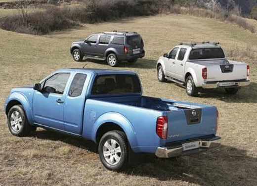 Nissan Navara Double Cab – Long Test Drive - Foto 7 di 38