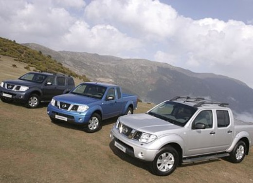 Nissan Navara Double Cab – Long Test Drive - Foto 8 di 38