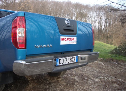 Nissan Navara Double Cab – Long Test Drive - Foto 25 di 38
