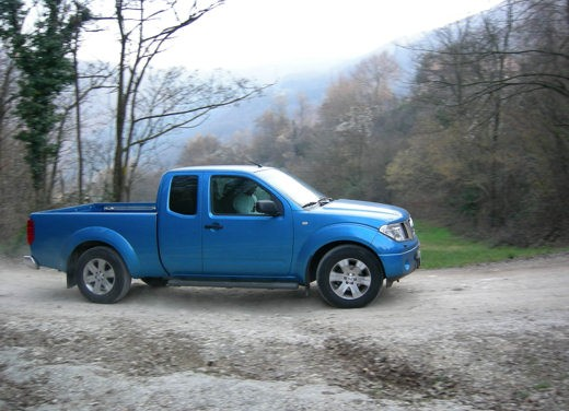 Nissan Navara Double Cab – Long Test Drive - Foto 28 di 38