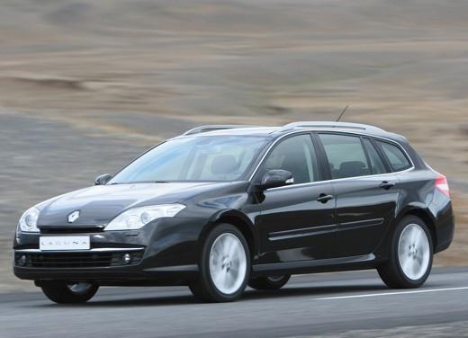 Renault nuova Laguna (III) – Test Drive - Foto 10 di 29