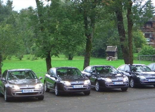 Renault nuova Laguna (III) – Test Drive - Foto 13 di 29