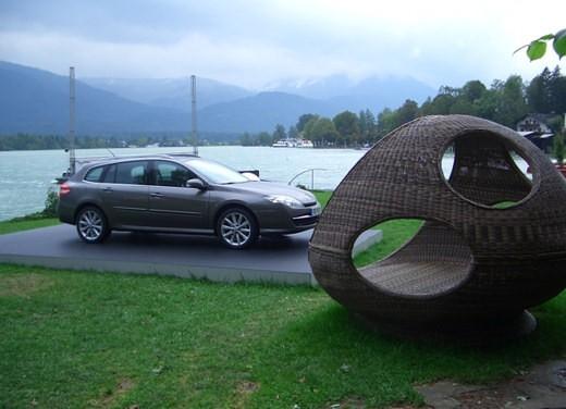 Renault nuova Laguna (III) – Test Drive - Foto 18 di 29