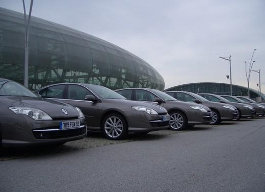 Renault nuova Laguna (III) – Test Drive - Foto 20 di 29