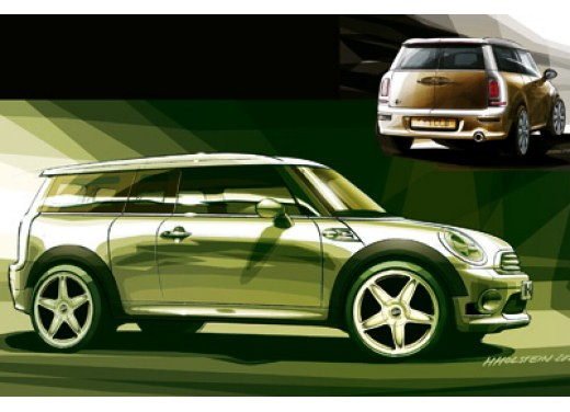 Mini Crossman SUV - Foto 9 di 21