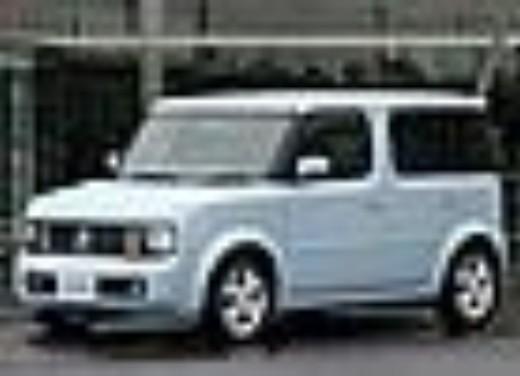 Nissan Cube svelata al pubblico
