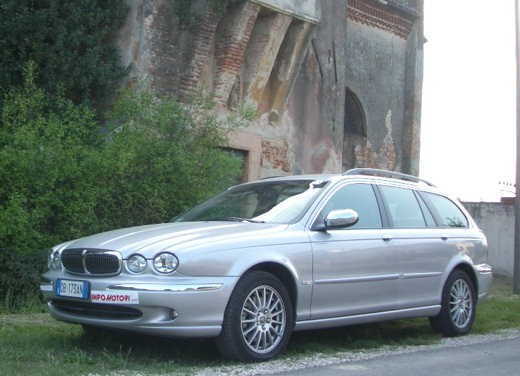 Jaguar X-Type 2.2d Wagon – Long Test Drive