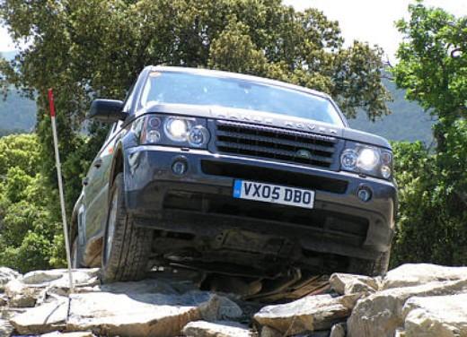 Land Rover Range Rover Sport 2.7TD: Test Drive - Foto 2 di 19