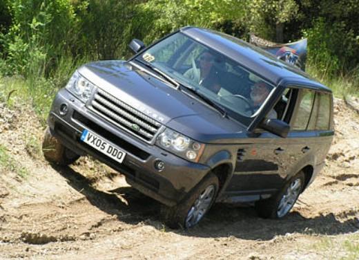 Land Rover Range Rover Sport 2.7TD: Test Drive - Foto 3 di 19