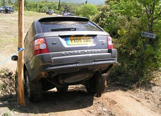 Land Rover Range Rover Sport 2.7TD: Test Drive - Foto 5 di 19