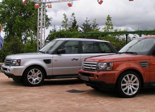 Land Rover Range Rover Sport 2.7TD: Test Drive - Foto 7 di 19